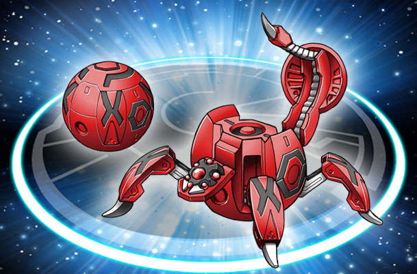 Бакуган Bakugan - Fencer