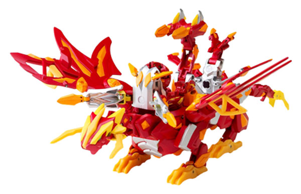 Бакуган Bakugan - Colossus Dragonoid