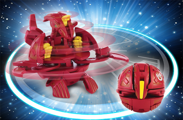 Бакуган Bakugan - Orbit Helios