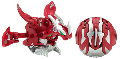 Бакуган Bakugan - Mercury Dragonoid