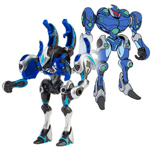 Бакуган Bakugan - Mechtogan Accelerak