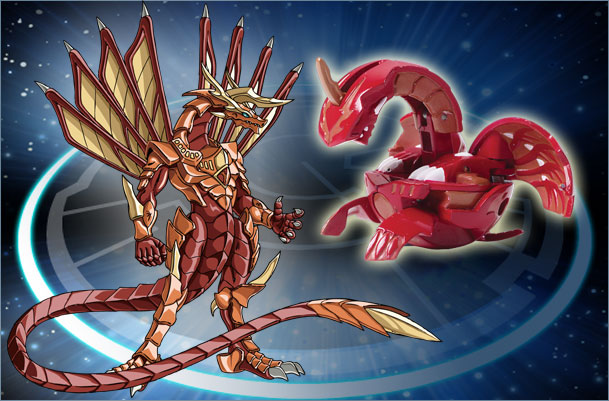 Бакуган Bakugan - Apollonir