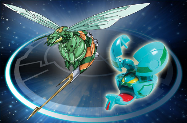 Бакуган Bakugan - Bee Striker