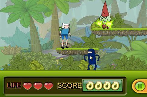 Игры Картун нетворк - играть онлайн бесплатно