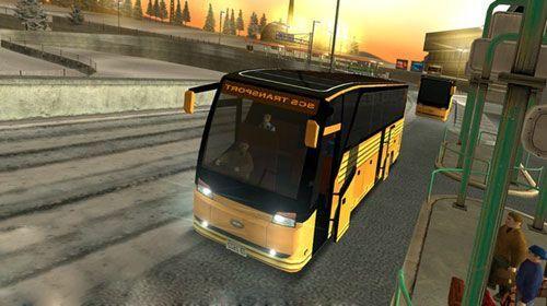 Игры гонки автобусы школьные
