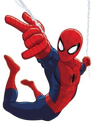 Скачать игру мультяшный человек паук
