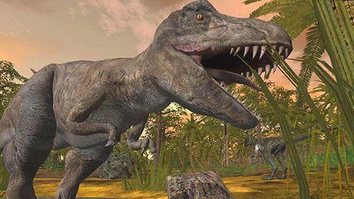 Игры с динозаврами рисовать