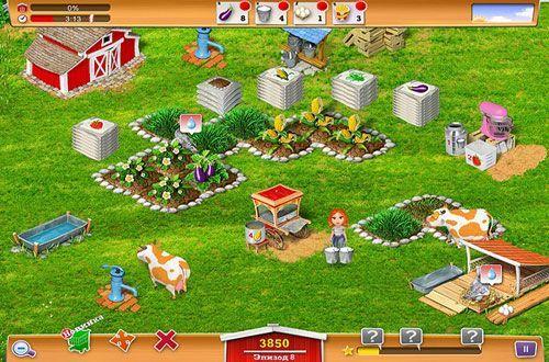 Игры спаси ферму