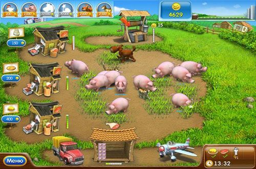 Игры Ферма, играть онлайн - onlineguru.ru