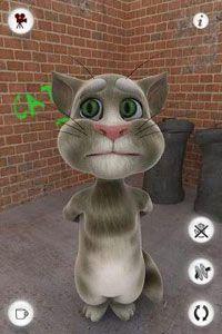 Сайт игры говорящий кот