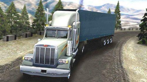бесплатные игры грузовики с прицепами