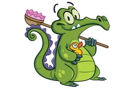 Игра крокодил свомпи 2