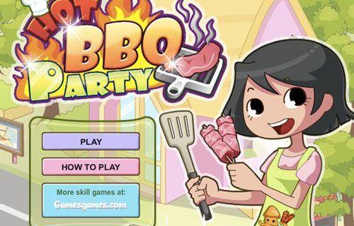Хорошая игра для девочек готовим