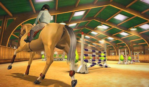 Игры Про Гонки Лошадей