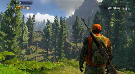 Игры охота приключениями