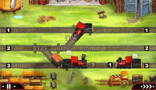 Гонки онлайн о паровозах