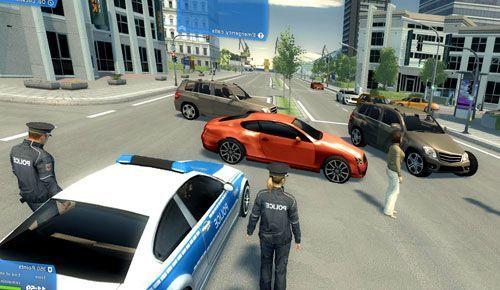 игра полиции скачать