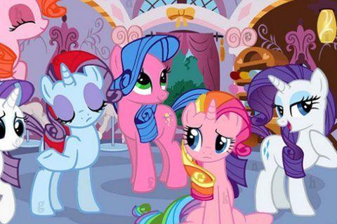 Играть бесплатно в пони дружба это чудо раскраски