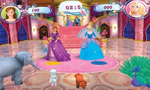 Игры Принцессы