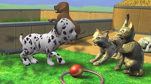 скачать игру ухаживать за животными