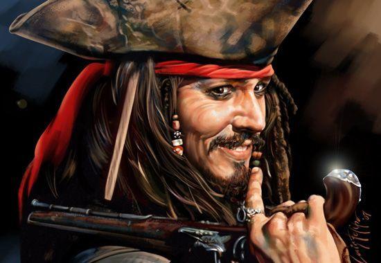 Сценарий Нового года на тему: Пираты Карибского моря