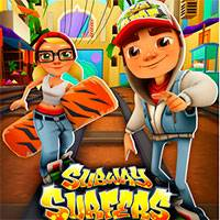 Игра Subway surfers mumbai