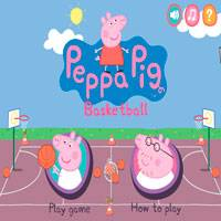 Играть в игры свинка пепа бродилки
