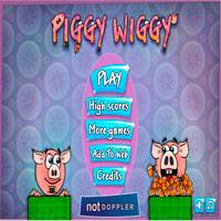 Игра стрелялка свинка