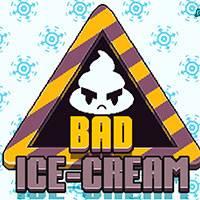 Играть в игру злое мороженое 3