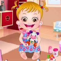 Игры для девочек малышка операция