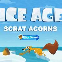 Ледниковый период орехи на льду