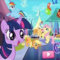 Скачать бесплатно игра пони для девочек