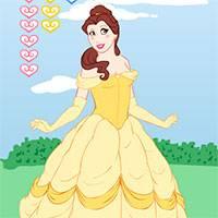 Игра Одевалки принцесс диснея