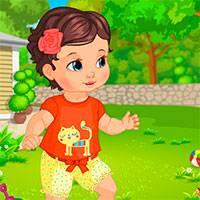 Игра Для девочек одевалки малышей