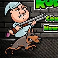 Игра Боб грабитель