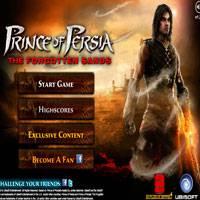 Игра Принц Персии пески времени