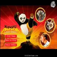 Игра Конфу панда