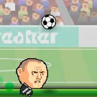 Игра Футбольные головы