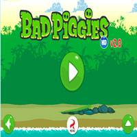 Игра Плохие свиньи 2