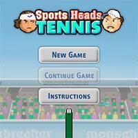 Игра Теннис головами