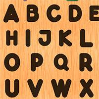 Игра Английский алфавит