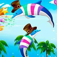 Игра Дельфинарий 3