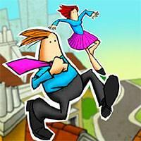 Игра Бегать по крышам