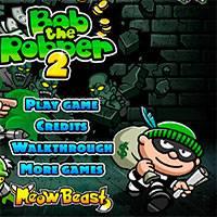 Игра Грабитель Боб 3