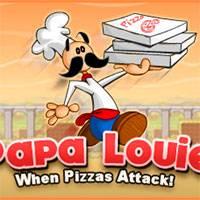 Игра Пиццерия папы