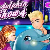 Игра Выступает дельфин 5
