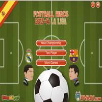 Игра Футбольные головы 2