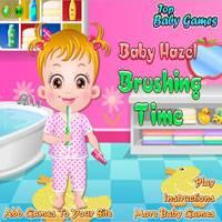 Игра Чистить зубы