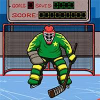Игра Хоккей вратарь