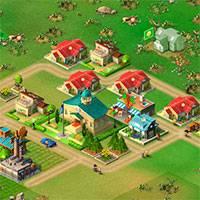 Игра Стройка города
